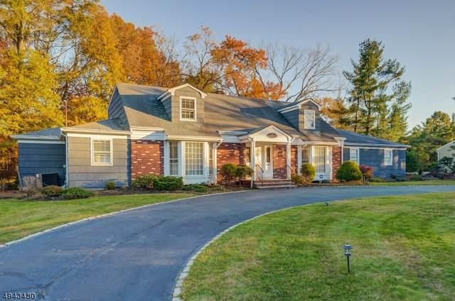 2 Canoe Brook Dr, Livingston Twp., NJ 07039 (MLS #3599624) :: SR Real Estate Group