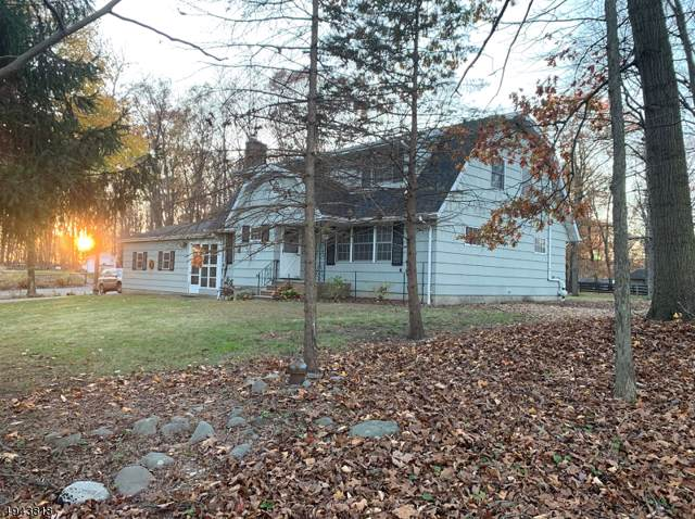 42 Haggerty Rd, Frankford Twp., NJ 07826 (MLS #3599650) :: William Raveis Baer & McIntosh