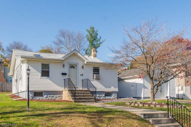 15 Hoffman Ave, Parsippany-Troy Hills Twp., NJ 07034 (MLS #3599658) :: Weichert Realtors