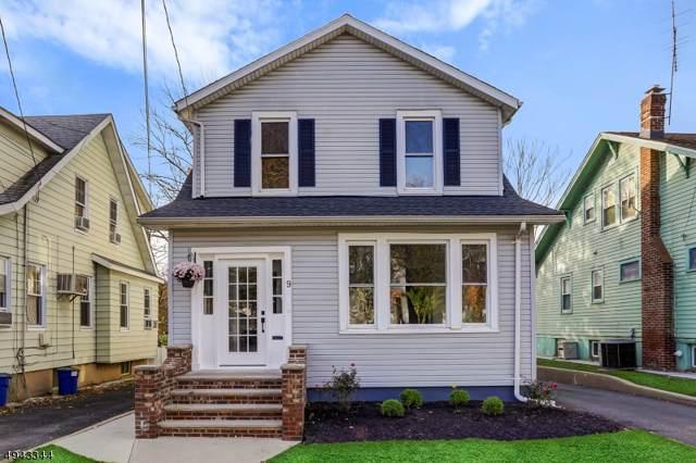 9 Fernwood Rd, Maplewood Twp., NJ 07040 (MLS #3599712) :: Coldwell Banker Residential Brokerage