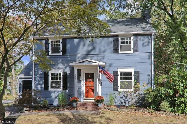 385 North Ave, Fanwood Boro, NJ 07023 (MLS #3599713) :: The Debbie Woerner Team