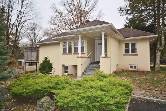 636 Valley Rd, Watchung Boro, NJ 07069 (MLS #3599874) :: The Lane Team