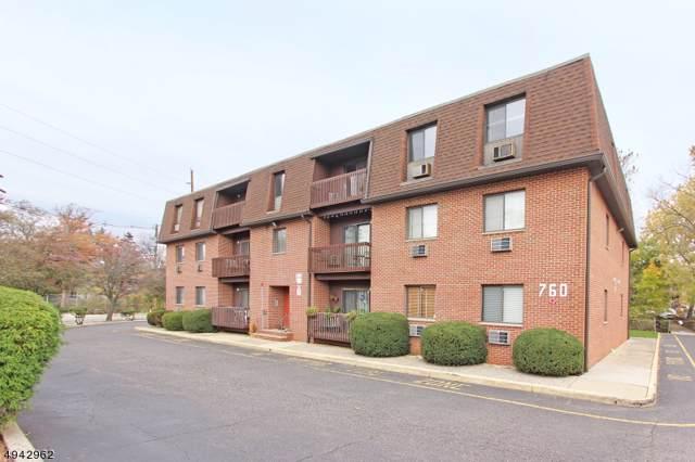 760 Mill St, Unit C-5 C-5, Belleville Twp., NJ 07109 (MLS #3599881) :: William Raveis Baer & McIntosh