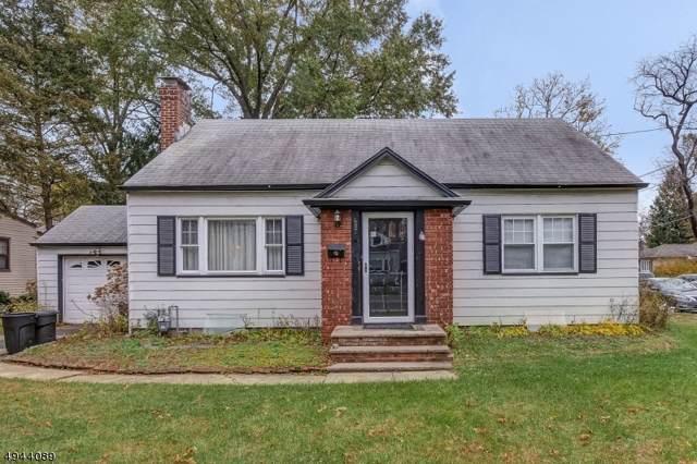 487 Meisel Ave, Springfield Twp., NJ 07081 (MLS #3599936) :: Zebaida Group at Keller Williams Realty