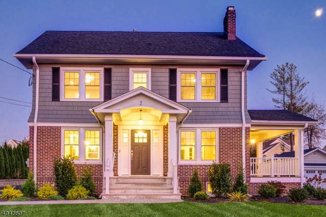 2 Loantaka Way, Madison Boro, NJ 07940 (MLS #3599955) :: SR Real Estate Group
