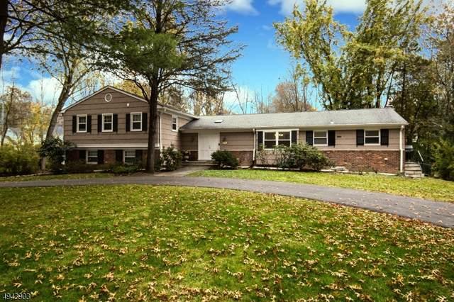 466 White Oak Ridge Rd, Millburn Twp., NJ 07078 (MLS #3600034) :: The Sue Adler Team