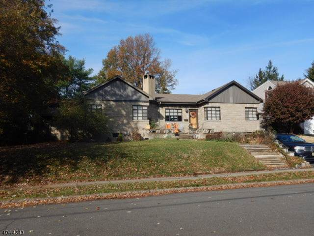 11 Overlook Ter, Nutley Twp., NJ 07110 (MLS #3600166) :: William Raveis Baer & McIntosh