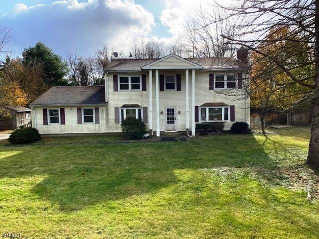 116 Wolfs Corner Rd, Green Twp., NJ 07860 (MLS #3600172) :: William Raveis Baer & McIntosh
