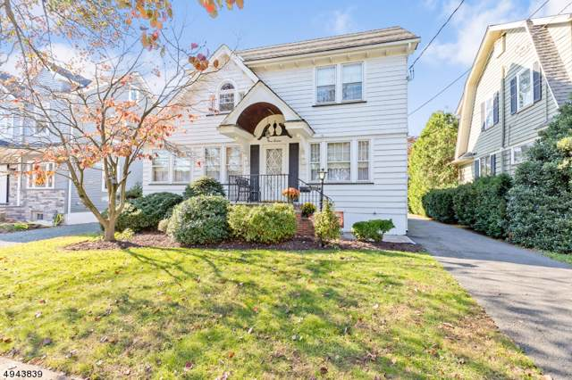 316 High St, Cranford Twp., NJ 07016 (MLS #3600178) :: The Sue Adler Team