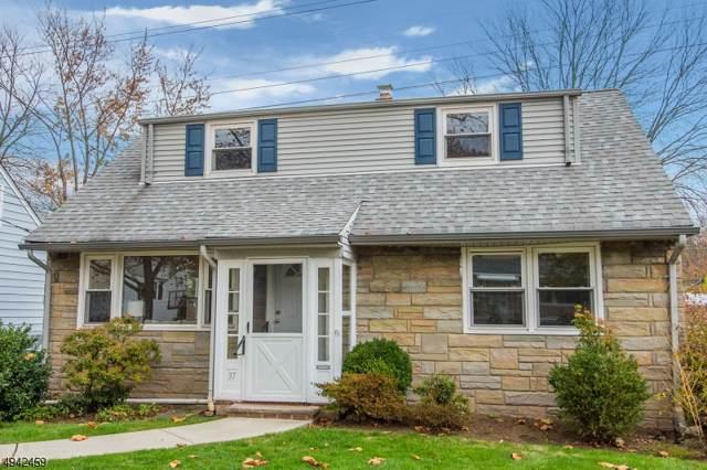 37 Bryant Ave, Bloomfield Twp., NJ 07003 (MLS #3600325) :: William Raveis Baer & McIntosh