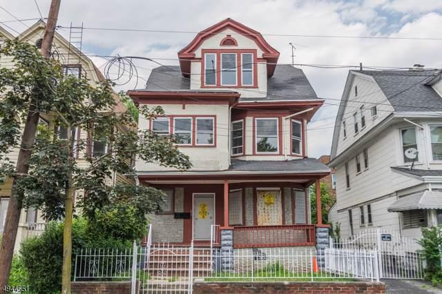 135 Renner Ave, Newark City, NJ 07112 (MLS #3600388) :: Coldwell Banker Residential Brokerage