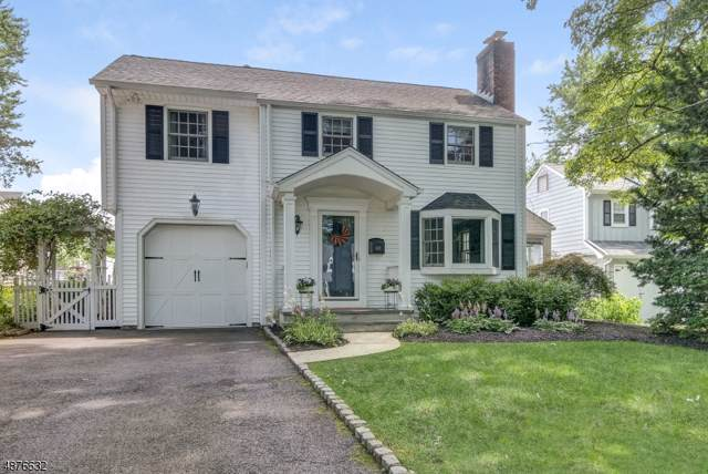 413 Benson Place, Westfield Town, NJ 07090 (MLS #3600422) :: SR Real Estate Group