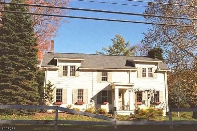 168 Route 94, Lafayette Twp., NJ 07848 (MLS #3600430) :: William Raveis Baer & McIntosh
