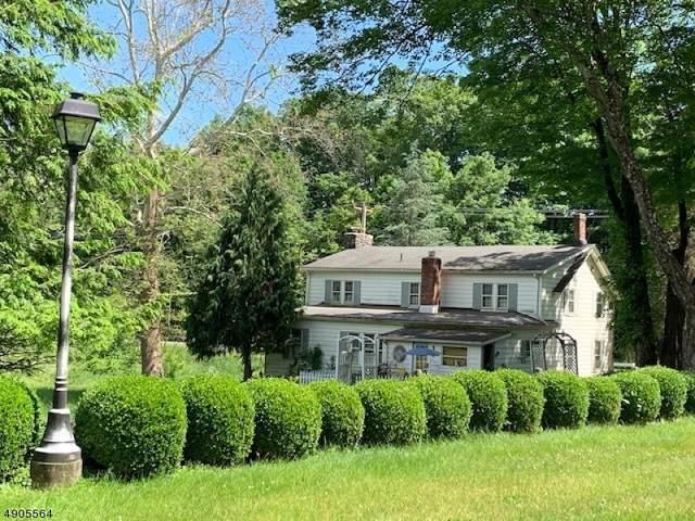 168 Route 94, Lafayette Twp., NJ 07848 (MLS #3600431) :: William Raveis Baer & McIntosh