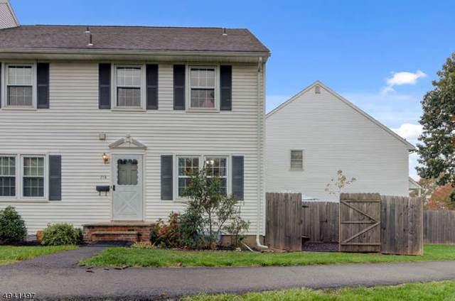 716 Marlborough Common, Hillsborough Twp., NJ 08844 (MLS #3600459) :: The Douglas Tucker Real Estate Team LLC