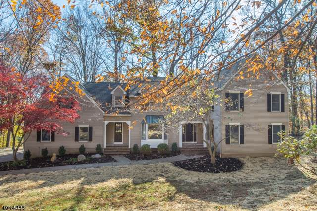 31 Warren Cutting, Chester Twp., NJ 07930 (MLS #3600506) :: William Raveis Baer & McIntosh