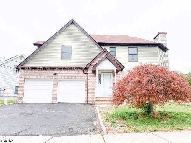 2167 Halsey St, Union Twp., NJ 07083 (MLS #3600510) :: The Lane Team