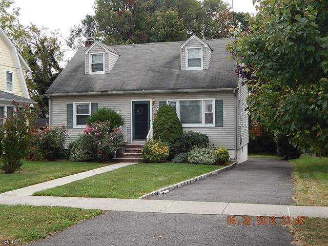 545 Cumberland St, Westfield Town, NJ 07090 (MLS #3600575) :: The Lane Team