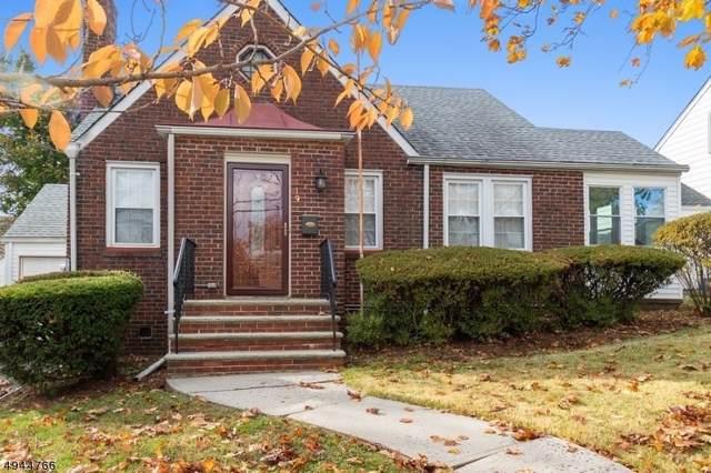 19 Sunset Ave, Belleville Twp., NJ 07109 (MLS #3600633) :: William Raveis Baer & McIntosh