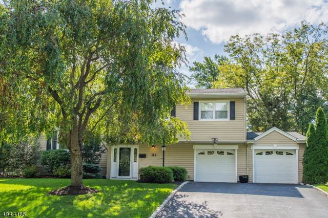 113 Evergreen Ave, New Providence Boro, NJ 07974 (MLS #3600651) :: The Dekanski Home Selling Team