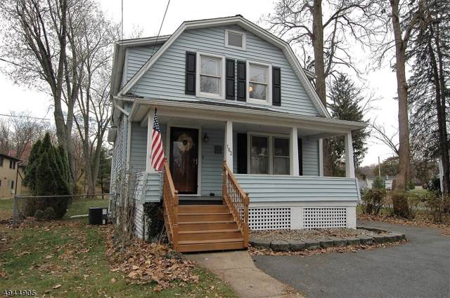 162 Franklin Rd, Randolph Twp., NJ 07869 (MLS #3600687) :: William Raveis Baer & McIntosh