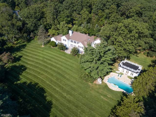 105 Mosle Rd, Mendham Twp., NJ 07931 (MLS #3600748) :: William Raveis Baer & McIntosh