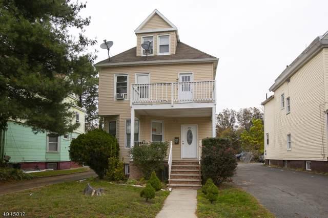 201 Park Ave, City Of Orange Twp., NJ 07050 (MLS #3600783) :: Pina Nazario