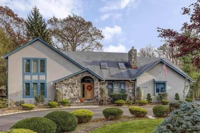 538 Mountain Ave, North Caldwell Boro, NJ 07006 (MLS #3600886) :: Zebaida Group at Keller Williams Realty