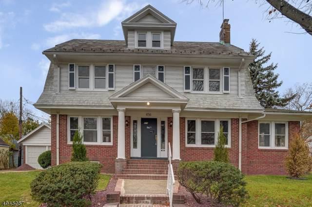 656 Cameron Rd, South Orange Village Twp., NJ 07079 (#3600903) :: Nexthome Force Realty Partners