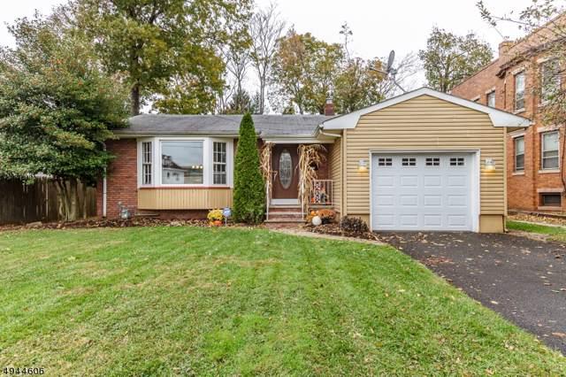 1324 Bryant St, Rahway City, NJ 07065 (MLS #3600910) :: Coldwell Banker Residential Brokerage