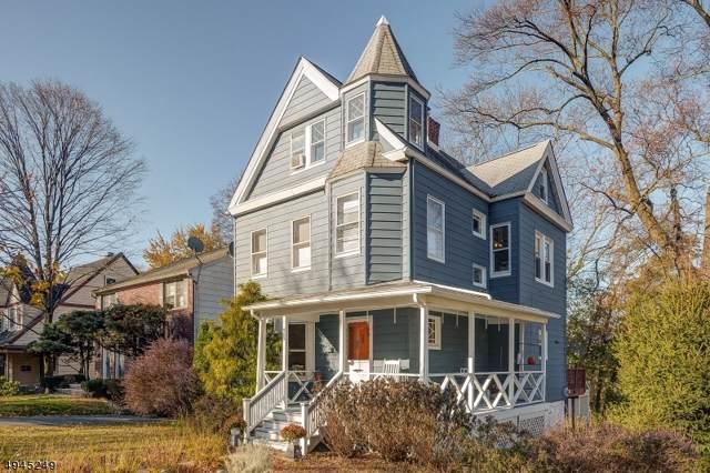 503 Academy St, South Orange Village Twp., NJ 07079 (#3600989) :: Proper Estates