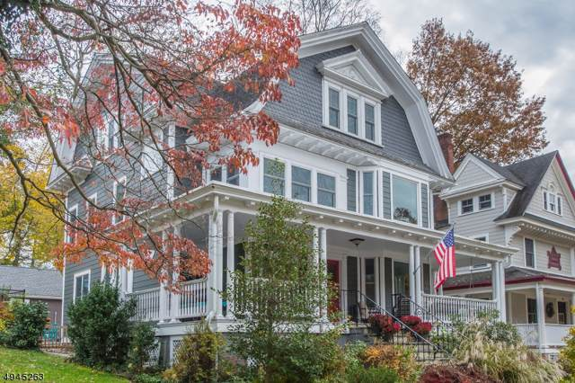 28 Wetmore Ave, Morristown Town, NJ 07960 (MLS #3601014) :: The Sikora Group