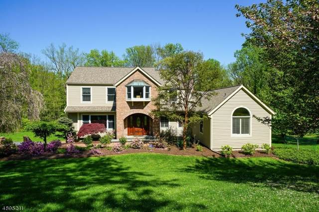 33 E Fox Chase Rd, Chester Twp., NJ 07930 (MLS #3601043) :: William Raveis Baer & McIntosh