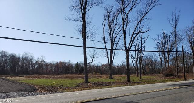 357 Us Highway 206, Frankford Twp., NJ 07826 (MLS #3601179) :: William Raveis Baer & McIntosh
