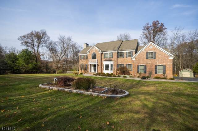 28 Four Bridges Rd, Chester Twp., NJ 07930 (MLS #3601223) :: William Raveis Baer & McIntosh