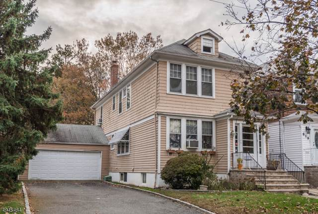 617 Centre St, Nutley Twp., NJ 07110 (MLS #3601225) :: William Raveis Baer & McIntosh