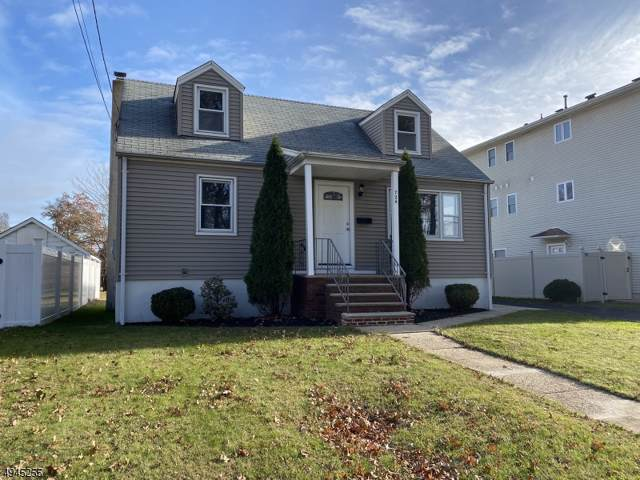 724 Walnut St, Linden City, NJ 07036 (MLS #3601278) :: SR Real Estate Group