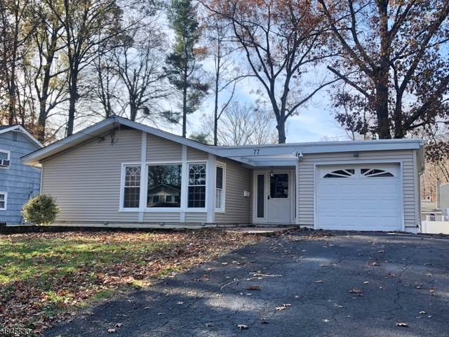 77 E Briarwood Dr, Berkeley Heights Twp., NJ 07922 (MLS #3601304) :: The Dekanski Home Selling Team