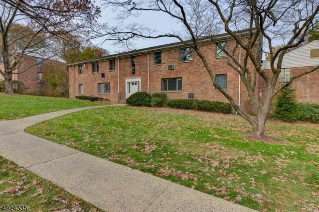 16 Troy Dr #1, Springfield Twp., NJ 07081 (MLS #3601354) :: The Dekanski Home Selling Team