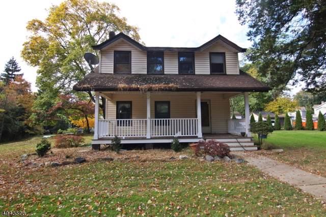 1103 Mountain Ave, Mountainside Boro, NJ 07092 (MLS #3601379) :: The Dekanski Home Selling Team
