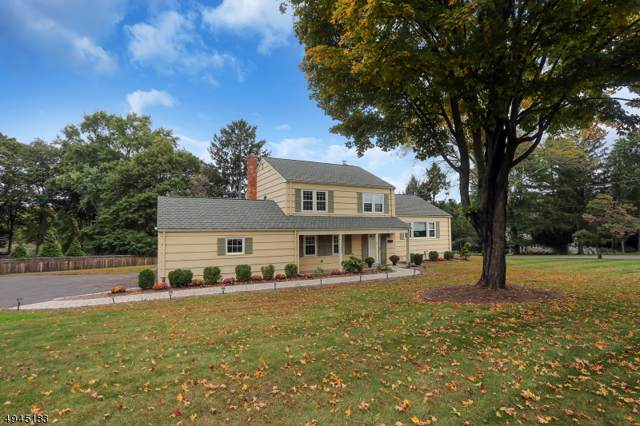 34 Deerfield Rd, Mendham Boro, NJ 07945 (MLS #3601386) :: William Raveis Baer & McIntosh