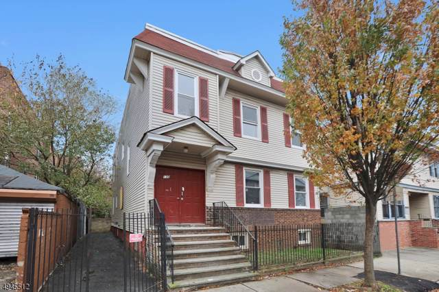 130 Huntington Ter, Newark City, NJ 07112 (MLS #3601431) :: The Dekanski Home Selling Team