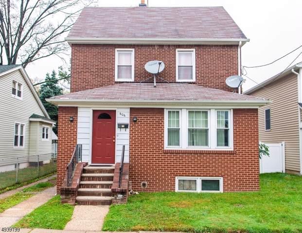 606 Harrison Pl, Linden City, NJ 07036 (MLS #3601446) :: SR Real Estate Group