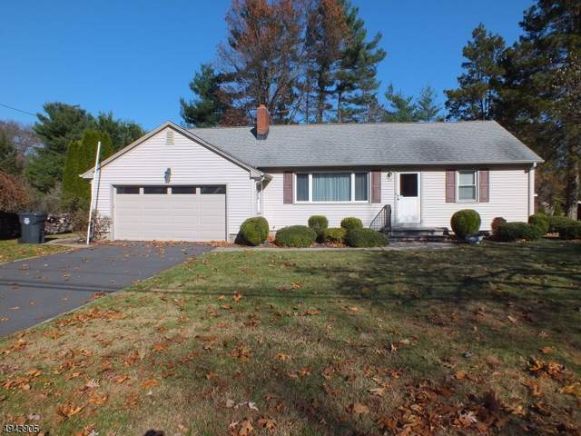 24 Salem Drive North, Hanover Twp., NJ 07981 (MLS #3601488) :: The Lane Team