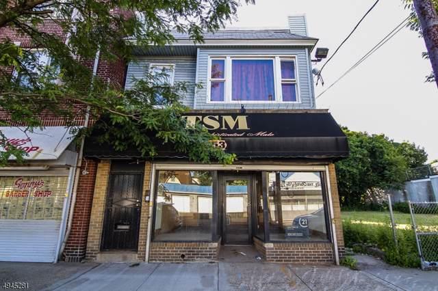 953 Bergen, Newark City, NJ 07112 (MLS #3601504) :: The Sikora Group