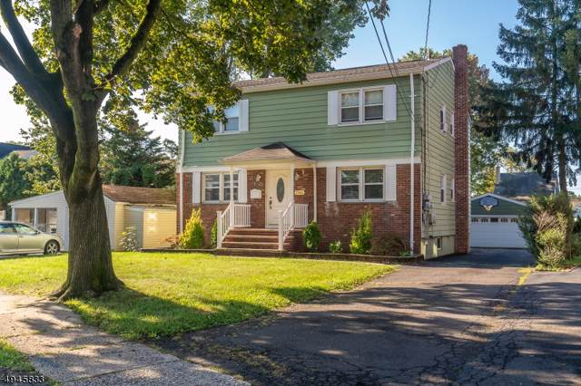 1942 Haines Ave, Union Twp., NJ 07083 (MLS #3601602) :: Team Francesco/Christie's International Real Estate