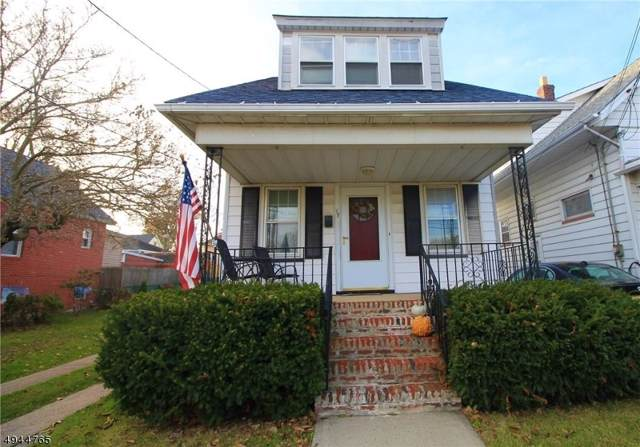 17 S Louis St, Woodbridge Twp., NJ 08863 (MLS #3601629) :: SR Real Estate Group