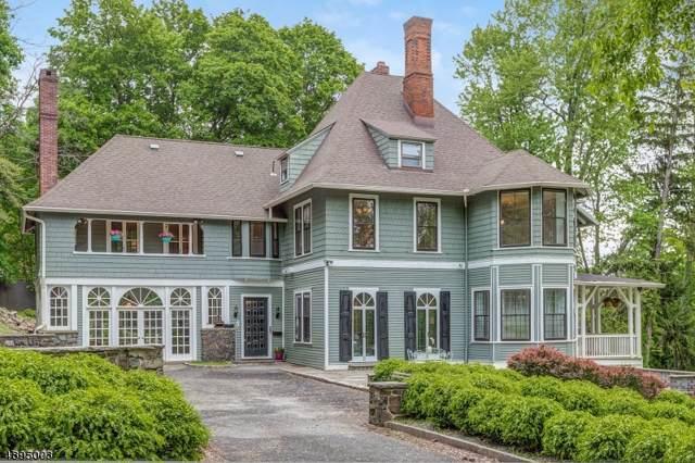 5 Honeysuckle Ave, West Orange Twp., NJ 07052 (MLS #3601662) :: United Real Estate - North Jersey