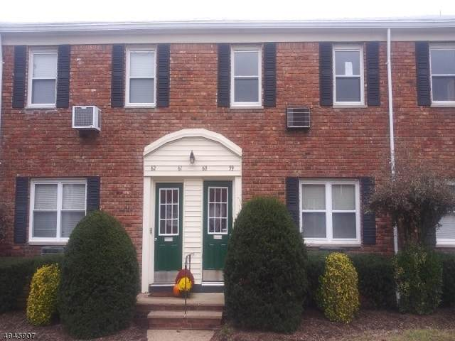 71 Roseland Ave Unit 60, Caldwell Boro Twp., NJ 07006 (MLS #3601669) :: Weichert Realtors