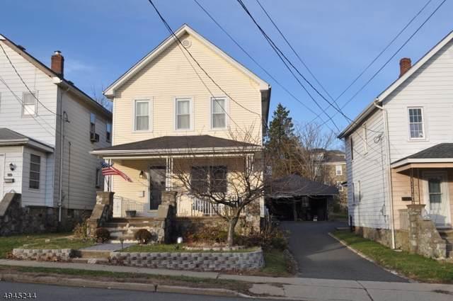 111 Allen St, Netcong Boro, NJ 07857 (MLS #3601672) :: William Raveis Baer & McIntosh